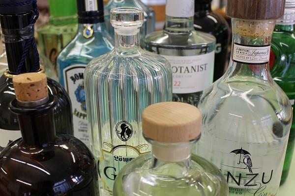 Variationen von Gin