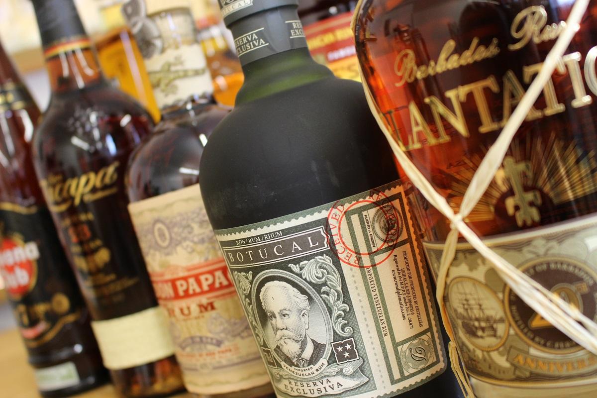 Rum bedeutet Vielfalt